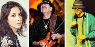 Michelle Branch, Santana e Gregg Alexander