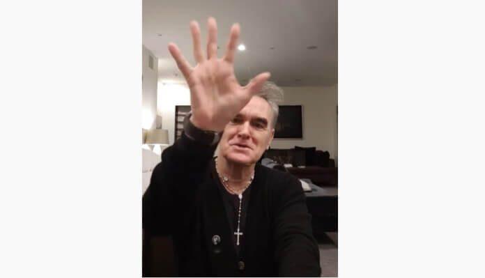 Morrissey dá adeus a 2020
