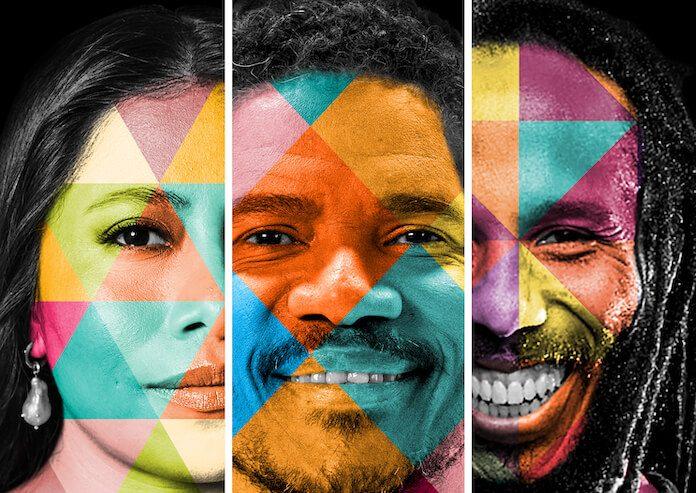 Yalitza Aparicio, Natiruts e Ziggy Marley