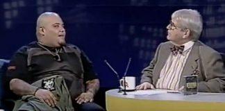 Ratos de Porão no Jô Soares em 1995