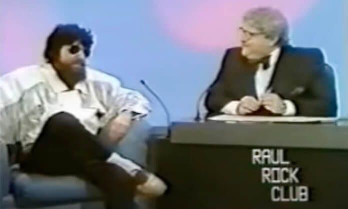 Raul Seixas em sua última entrevista