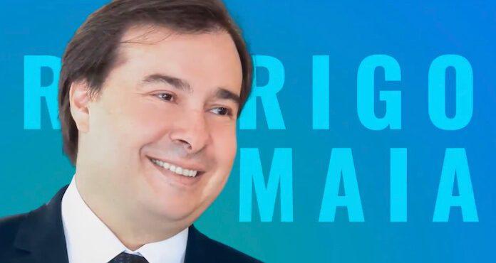 Rap de Rodrigo Maia