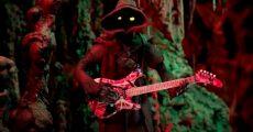 Jawa, de Star Wars, toca guitarra de Eddie Van Halen