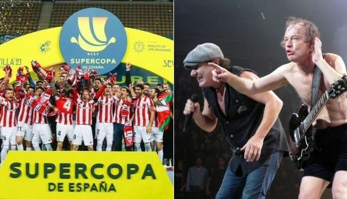 Athletic Bilbao e AC/DC