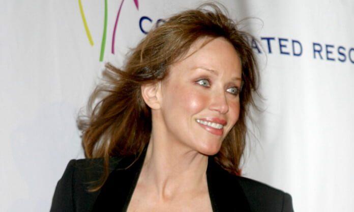 Tanya Roberts em 2007