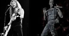 Metallica e Rammstein