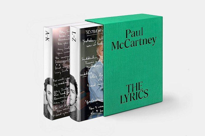 Paul McCartney - The Lyrics