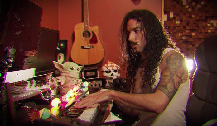 Anthony Vincent cria nova versão para sucesso do Alice In Chains