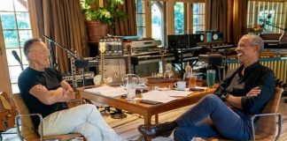 Barack Obama conversa com Bruce Springsteen em novo podcast