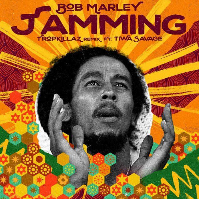 Bob Marley, Tropkillaz, Tina Sawage - Jamming