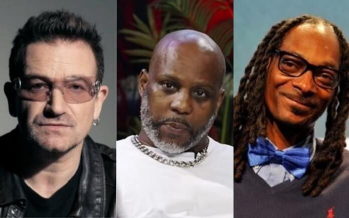 Novo álbum de DMX terá participação de Bono e Snoop Dogg