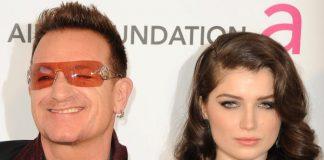 Bono e sua filha, Eve Hewson