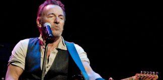 Bruce Springsteen em 2016