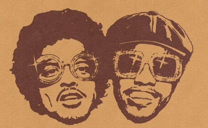 Bruno Mars e Anderson .Paak lançam o projeto Silk Sonic