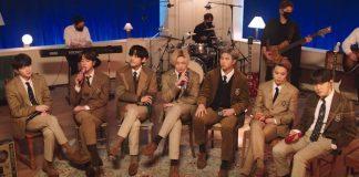BTS no Acústico MTV