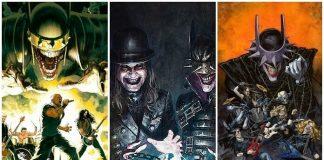 Bandas de Metal são homenageadas em HQs da DC