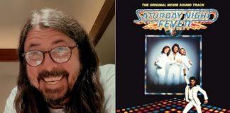 Dave Grohl e a trilha de Saturday Night Fever