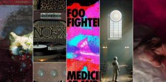 25 discos que você deveria ter ouvido em Fevereiro