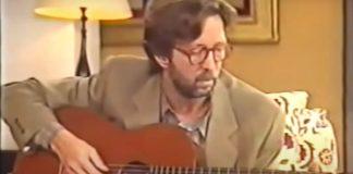 """Eric Clapton e a primeira performance de """"Tears in Heaven"""""""