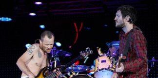 Flea e John Frusciante