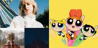 Hayley Williams, Taylor Swift e Phoebe Bridgers