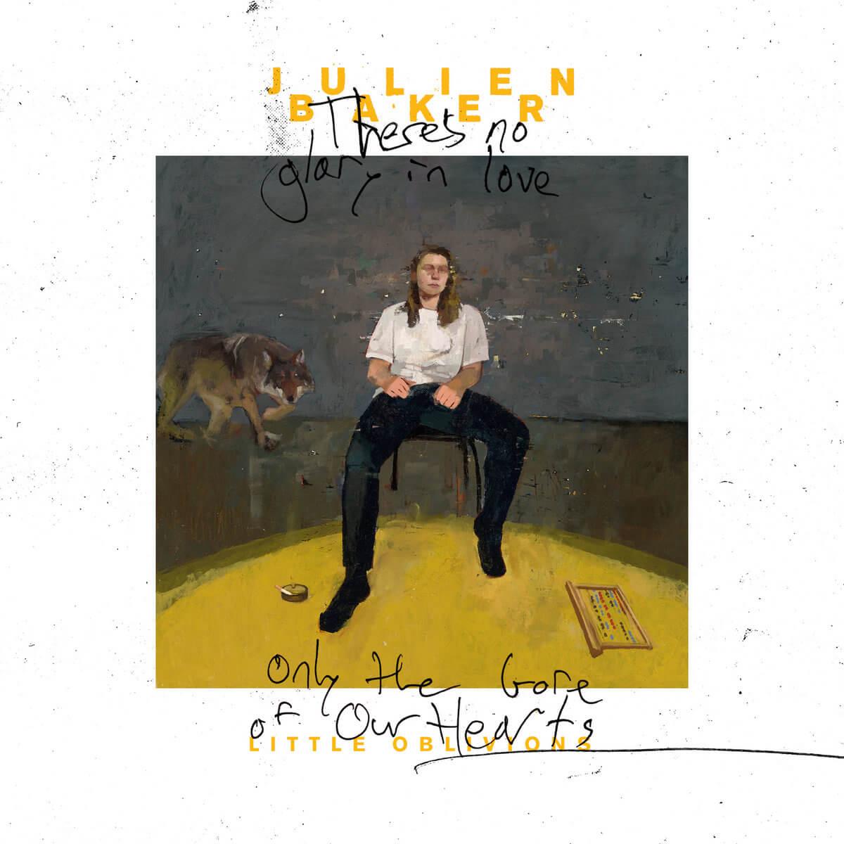 "Julien Baker -""Little Oblivions"""