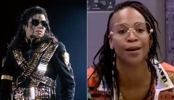 Michael Jackson e Karol Conká