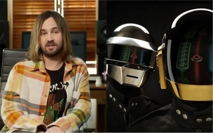 Kevin Parker lamenta separação do Daft Punk