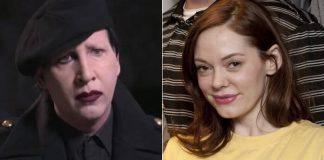 Marilyn Manson e Rose McGowan