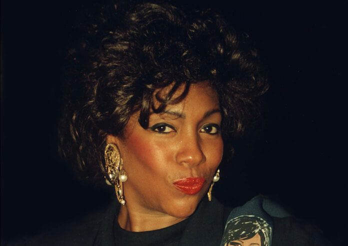 Mary Wilson, do The Supremes