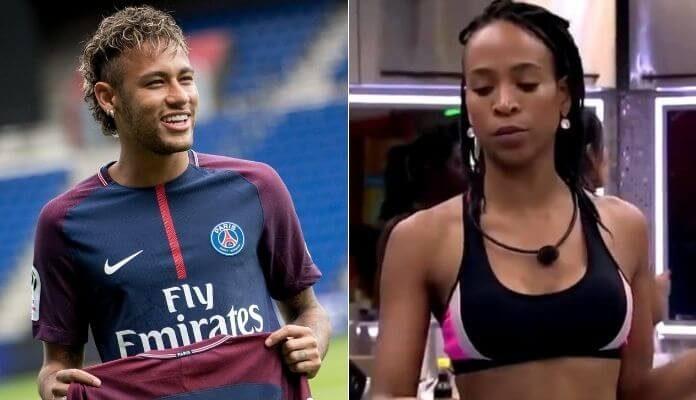 Neymar e Karol Conká