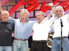 Pink Floyd em 2005