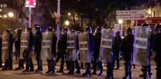 Barcelona tem protestos por prisão de rapper