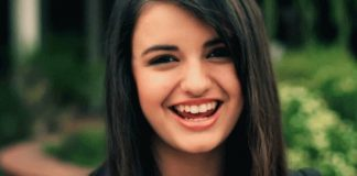 "Rebecca Black em ""Friday"""