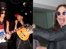 Slash, Tom Morello e Ozzy Osbourne