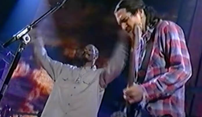 Red Hot Chili Peppers e Snoop Dogg