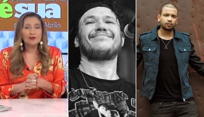 Sonia Abrão, Chorão e Projota