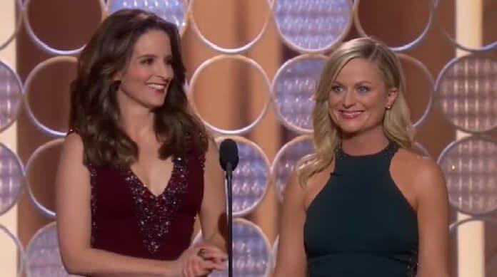 Tina Fey e Amy Poehler irão apresentar o Globo de Ouro