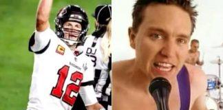 Tom Brady e blink-182