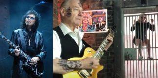 Tony Iommi, Robert Fripp e Toyah Willcox