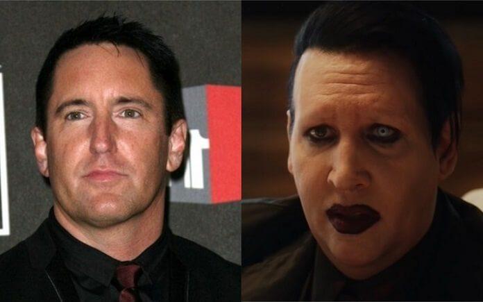 Trent Reznor faz declarações sobre Marilyn Manson após casos de abuso