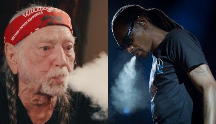 Willie Nelson e Snoop Dogg
