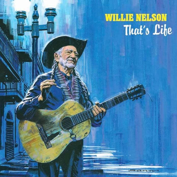 """Willie Nelson - """"That's Life"""""""