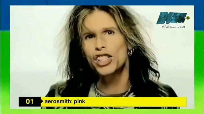 Aerosmith Disk MTV