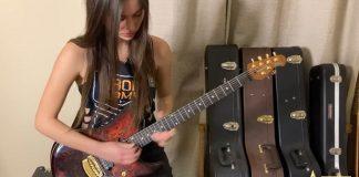 Jasmine Jams Foo Fighters