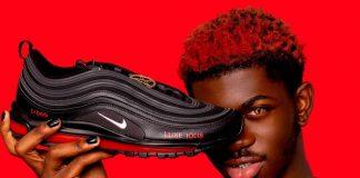 Lil Nas X x Nike do Satã