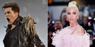Adam Lambert e Lady Gaga