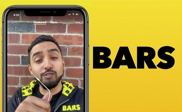 Facebook cria o aplicativo de Rap Bars