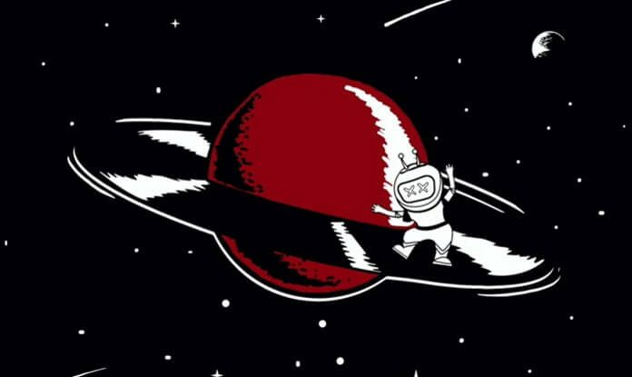Bad Astronaut