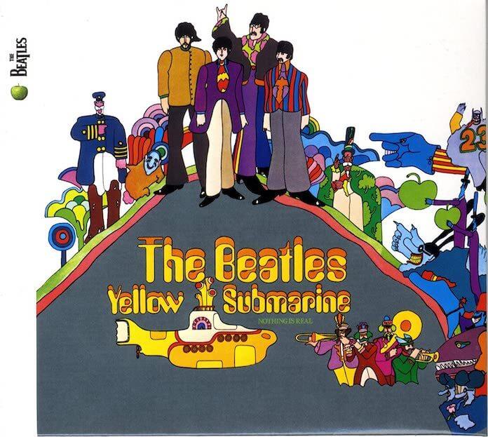 "The Beatles - ""Yellow Submarine"""